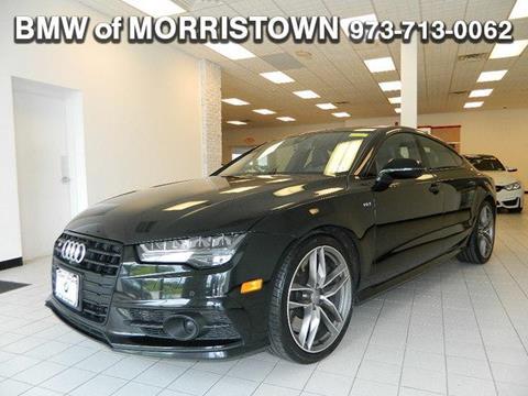 2017 Audi S7 for sale in Morristown, NJ