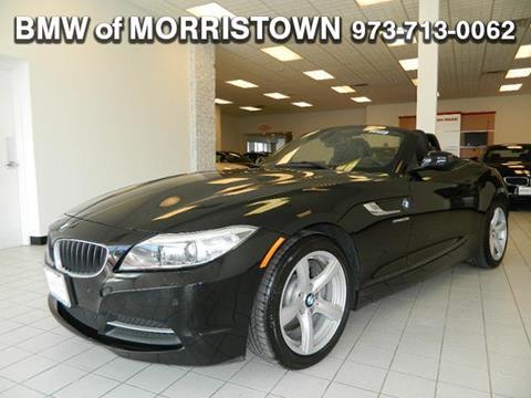 2016 BMW Z4 for sale in Morristown, NJ