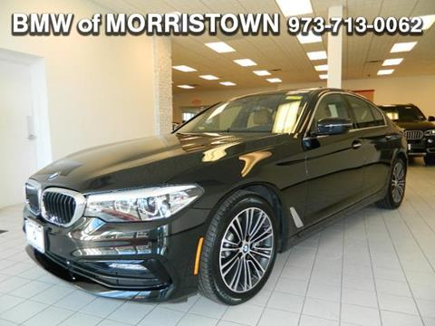 2018 BMW 5 Series for sale in Morristown, NJ