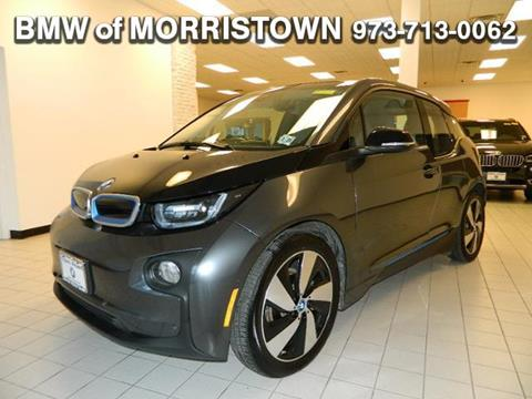 2017 BMW i3 for sale in Morristown, NJ