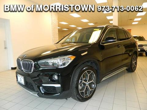 2018 BMW X1 for sale in Morristown, NJ