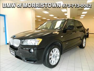 2014 BMW X3 for sale in Morristown, NJ
