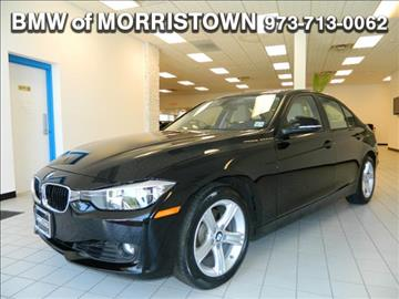 2014 BMW 3 Series for sale in Morristown, NJ