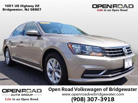 2016 Volkswagen Passat for sale in Bridgewater, NJ