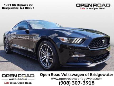 2017 Ford Mustang for sale in Bridgewater, NJ