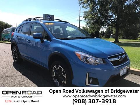 2016 Subaru Crosstrek for sale in Bridgewater NJ