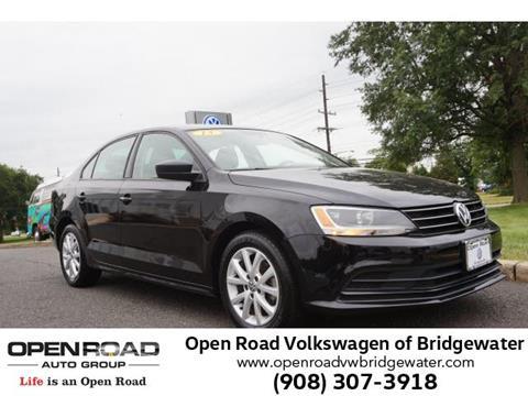 2015 Volkswagen Jetta for sale in Bridgewater NJ