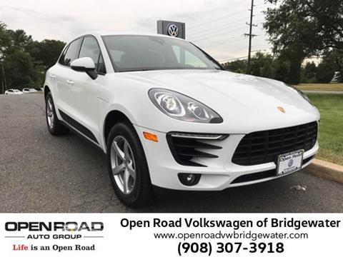 2017 Porsche Macan for sale in Bridgewater NJ