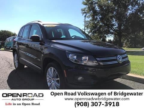 2015 Volkswagen Tiguan for sale in Bridgewater, NJ