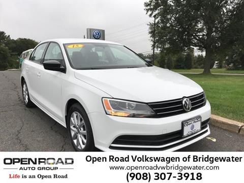 2015 Volkswagen Jetta for sale in Bridgewater, NJ
