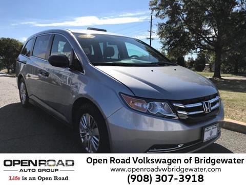 2016 Honda Odyssey for sale in Bridgewater NJ