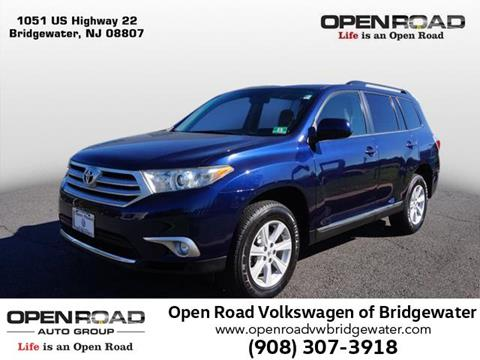 2012 Toyota Highlander for sale in Bridgewater, NJ