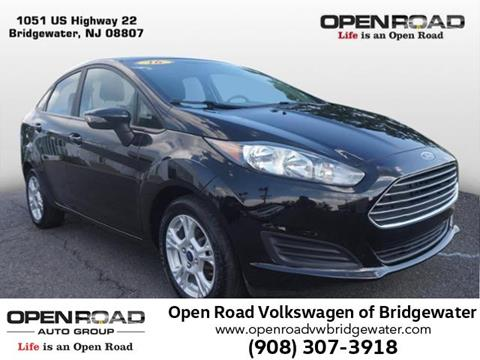 2016 Ford Fiesta for sale in Bridgewater, NJ