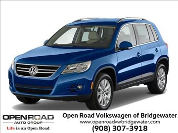 2011 Volkswagen Tiguan for sale in Bridgewater, NJ