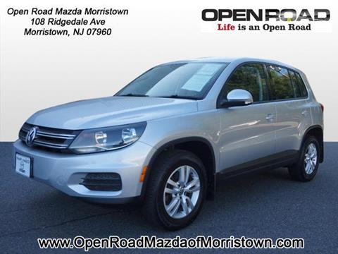 2013 Volkswagen Tiguan for sale in Morristown, NJ