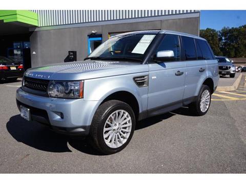 2011 Land Rover Range Rover Sport for sale in Morristown, NJ