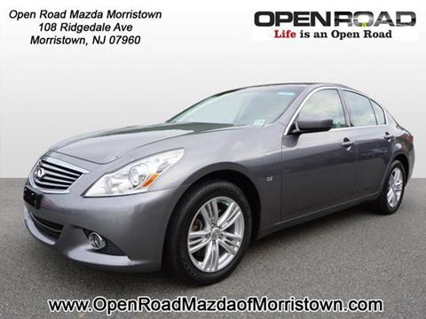2015 Infiniti Q40 For Sale In Morristown, NJ