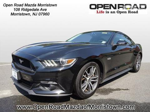 2016 Ford Mustang For Sale In Morristown, NJ