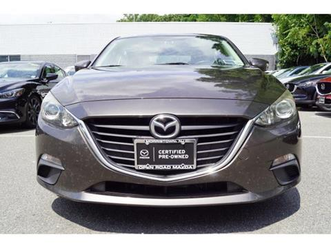 2014 Mazda MAZDA3 for sale in Morristown, NJ