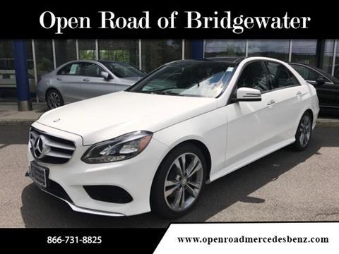 2016 Mercedes-Benz E-Class for sale in Bridgewater, NJ