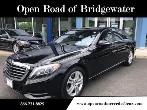 2017 Mercedes-Benz S-Class for sale in Bridgewater, NJ
