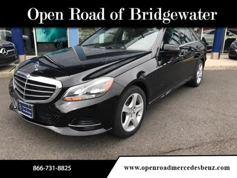 2014 Mercedes-Benz E-Class for sale in Bridgewater NJ
