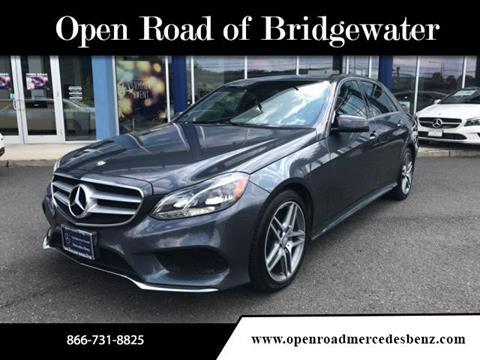 2015 Mercedes-Benz E-Class for sale in Bridgewater NJ