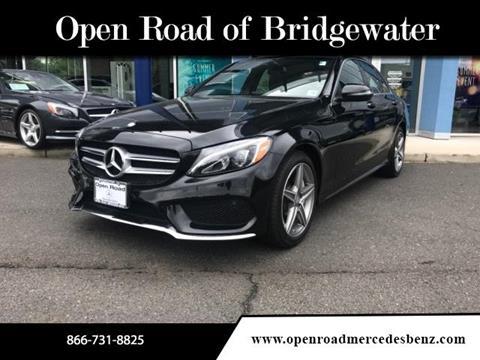 2017 Mercedes-Benz C-Class for sale in Bridgewater NJ