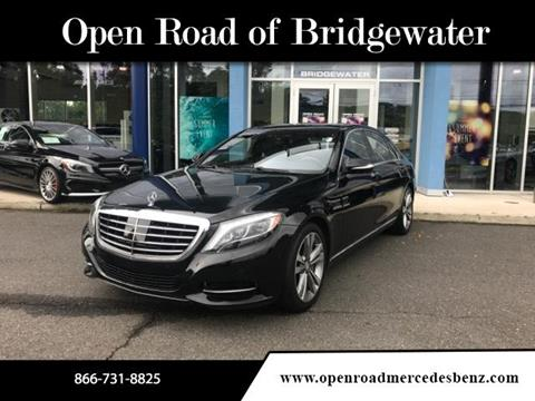 2015 Mercedes-Benz S-Class for sale in Bridgewater NJ