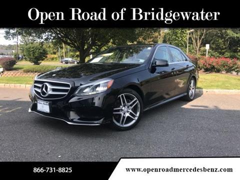 2014 Mercedes-Benz E-Class for sale in Bridgewater NJ