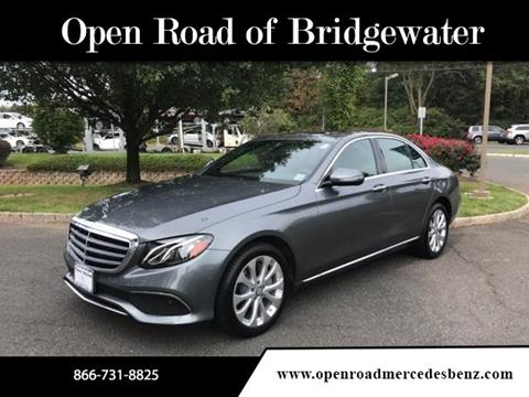 2017 Mercedes-Benz E-Class for sale in Bridgewater NJ