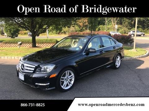 2013 Mercedes-Benz C-Class for sale in Bridgewater, NJ