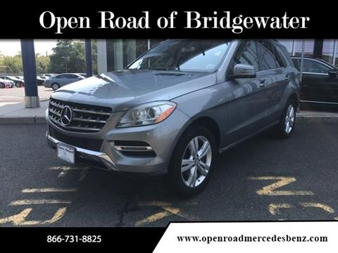 2014 Mercedes-Benz M-Class for sale in Bridgewater, NJ