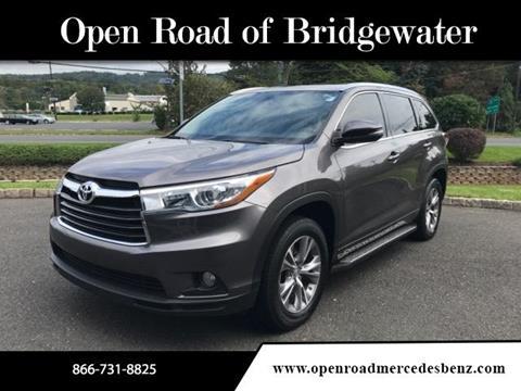 2015 Toyota Highlander for sale in Bridgewater, NJ