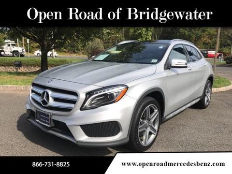 2015 Mercedes-Benz GLA for sale in Bridgewater NJ