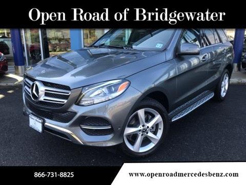 2017 Mercedes-Benz GLE for sale in Bridgewater NJ