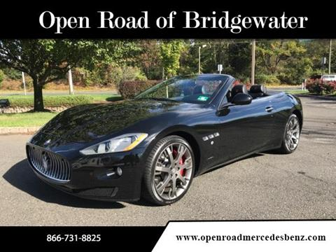 2013 Maserati GranTurismo for sale in Bridgewater, NJ
