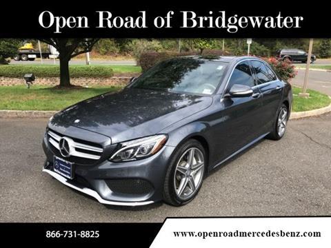 2015 Mercedes-Benz C-Class for sale in Bridgewater NJ
