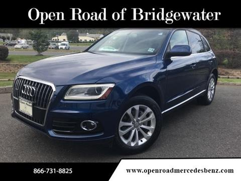 2013 Audi Q5 for sale in Bridgewater, NJ