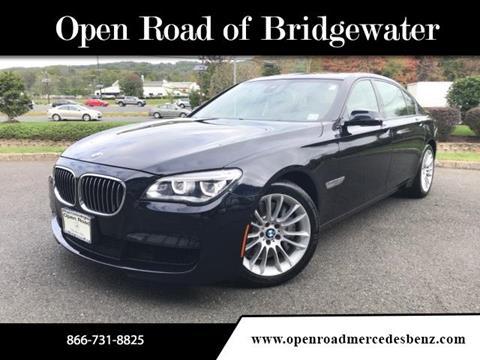 2014 BMW 7 Series for sale in Bridgewater, NJ