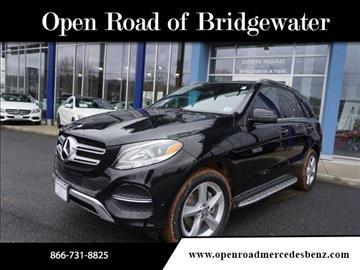 2017 Mercedes-Benz GLE for sale in Bridgewater, NJ