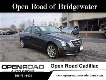 2015 Cadillac ATS for sale in Bridgewater, NJ