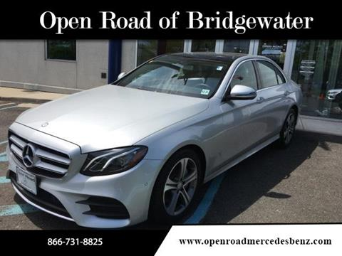 2017 Mercedes-Benz E-Class for sale in Bridgewater NJ