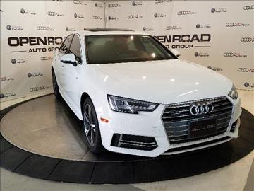 2017 Audi A4 for sale in New York, NY