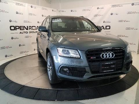 2016 Audi SQ5 for sale in New York, NY
