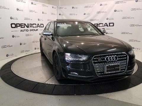 2015 Audi S4 for sale in New York, NY