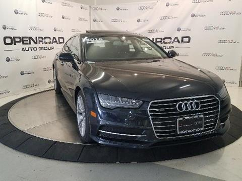 2016 Audi A7 for sale in New York, NY