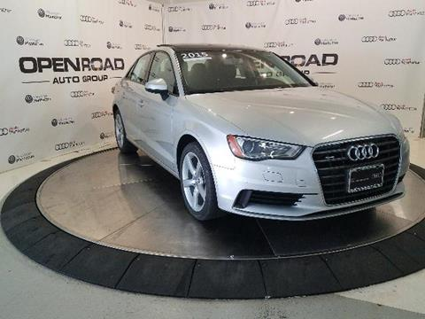 2015 Audi A3 for sale in New York, NY