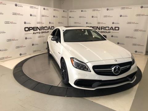 MercedesBenz CLS For Sale In Brownwood TX Carsforsalecom - Mercedes tx car show