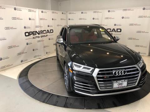 2018 Audi SQ5 for sale in New York, NY